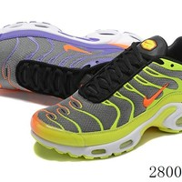 Hcxx 19July 1157 Nike Air Max Plus Color Flip CI5924-061 Sports Flyknit Running Shoes