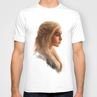 Game of Thrones - Khaleesi T-shirt by Firatbilal