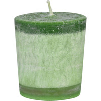 Aloha Bay Votive Candle - Eco Palm - Christmas - 2 Oz - Case Of 12