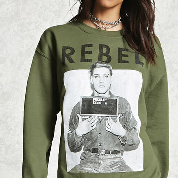 Elvis Rebel Sweatshirt