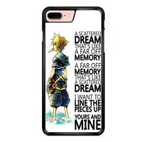 A Scattered Dream Kingdom Hearts iPhone 7 Plus Case