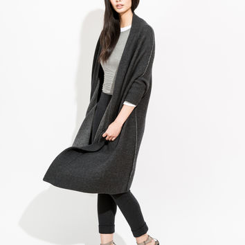 Blanket Wrap : Cashmere Sweater | Women | Kit and Ace
