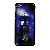 Tardis Tenth Doctor Dr Who iPod Touch 5th Generation Case