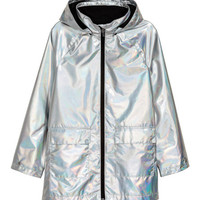 Raincoat with Hood - from H&M