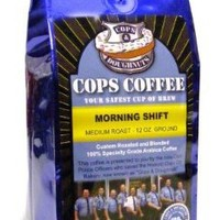 Cops Coffee Regular Blend, Ground,12-Ounce (Pack of 2):Amazon:Grocery & Gourmet Food