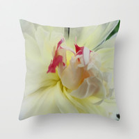 The Truth Comes Out Throw Pillow by Art by Mel | Society6