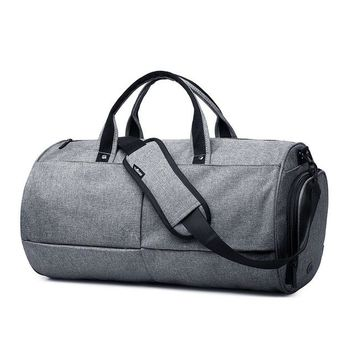 Sports gym bag Outdoor  for Women Fitness Men's Gym Bag Shoes Storage Multi-purpose Shoulder Bags Travel Duffel Luggage Bolsa XA575YL KO_5_1