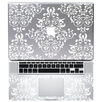 "Total skinclassic border. Macbook decal vinyl. Avaliable for Macbook ( pro/air) 13"" 15"" 17"" and ipad"