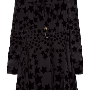 Star devoré-chiffon dress | Sonia Rykiel | US | THE OUTNET