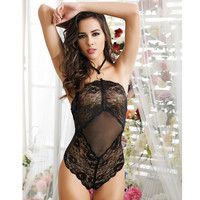 Cute Hot Deal On Sale Sexy Lace One-piece Exotic Lingerie [6595700803]