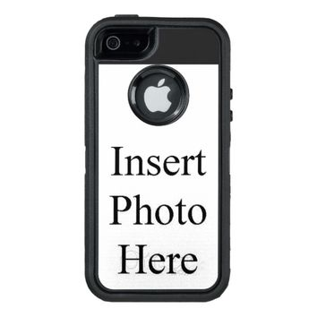 Customized OtterBox Defender iPhone 5 Case