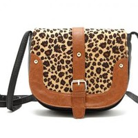 Chic Leopard Satchel/Purse