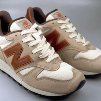 CREYONV new balance made in usa reg national parks m1300gb white sand red