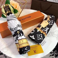 Louis Vuitton LV  Fashion Folding Umbrella