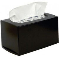 Kimberly-Clark Kleenex 09920 Black Box Towel Cover (Case of 2)