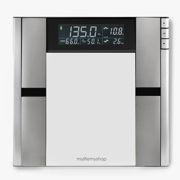 Body Analyzer1 - Digital Scale & Body Analyzer