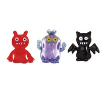 Glass World 3-pk. Ugly Doll Mini Figurines