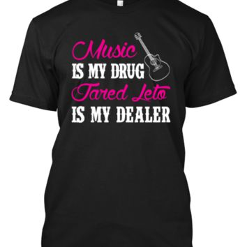 Music Is My Drug - JARED LETO IS MY DEALER