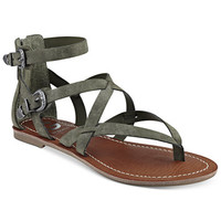 G by GUESS Hearn Caged Sandals | macys.com