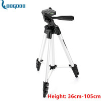 40 inch Gopro Tripod 4 Sections Lightweight Tripod Portable Tripod for Canon for Nikon for Sony  LD20