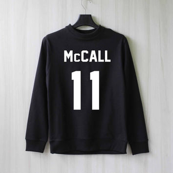 Scott Mccall Teen Wolf Sweatshirt Sweater Shirt – Size XS S M L XL