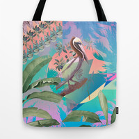 URIEL Tote Bag by DIVIDUS