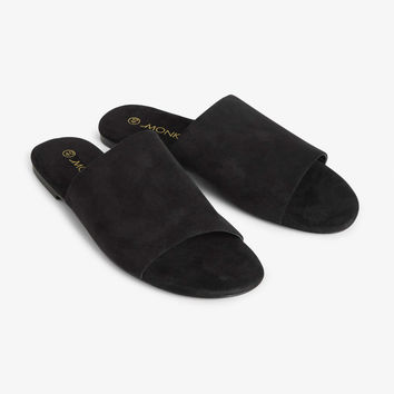 Slippers - Black magic - Shoes - Monki GB