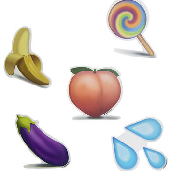 THIRST TRAP EMOJI STICKER PACK