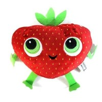 "Cloudy with a Chance of Meatballs 2 Foodimal Plush- 8"" Barry the Berry Plush"