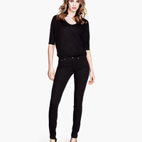 Superstretch Twill Pants - from H&M