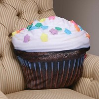 FUN FOOD PILLOW - CUPCAKE