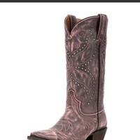 Women's Addie Butterfly Boot - Vintage Pink