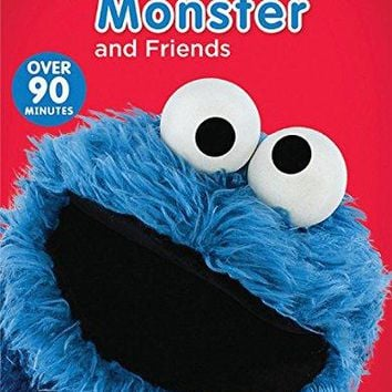 Various - Sesame Street: Cookie Monster and Friends
