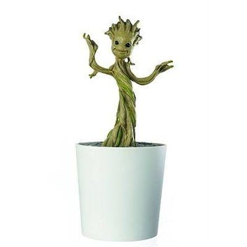 Monogram Marvel Heroes: Baby Groot Figural Bank