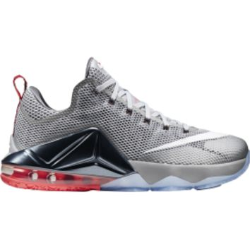Nike Men's LeBron 12 Low Basketball Shoes