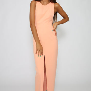 Toby Heart Ginger - Enchanted Formal Dress - Peach