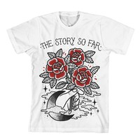 Rose White : TSSF : MerchNOW - Your Favorite Band Merch, Music and More