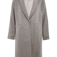 Bonded Knit Chuck Duster Coat