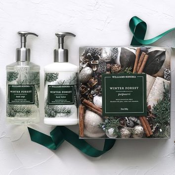 Williams Sonoma Winter Forest Essential Oils Collection