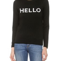 Hello/Goodbye Sweater