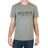 AC Assassin's Creed Symbol Logo Men's T-Shirt Tee Shirt