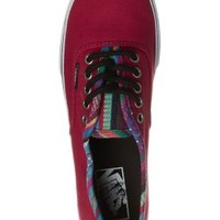 Vans AUTHENTIC LO PRO - Trainers - red - Zalando.co.uk