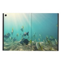 School of Fish Swimming Under Water Case For iPad Air