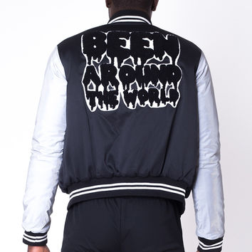 Been Around Bomber Jacket - 50% OFF
