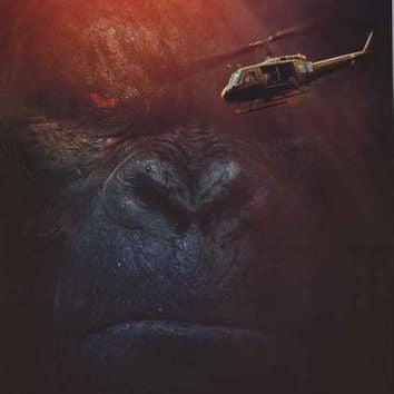 Kong: Skull Island Movie Poster 22x34