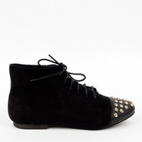 Mason Studded Shoes in Black :: tobi
