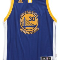 Boy's adidas 'Swingman Road - Steph Curry' Jersey,