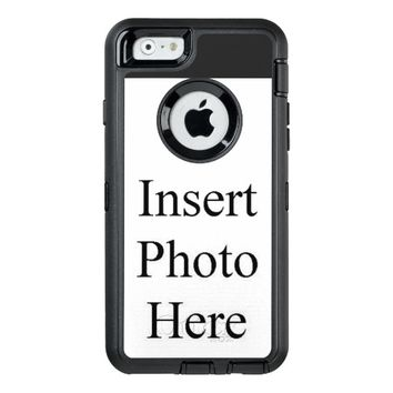 Customized OtterBox Defender iPhone Case