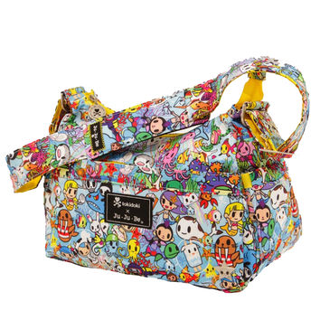 Ju-Ju-Be Hobo Be Diaper Bag - Tokidoki Sea Amo