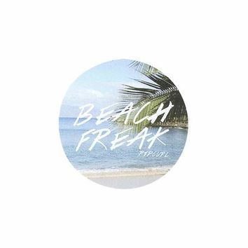 RIP CURL Beach Freak Sticker | Stickers